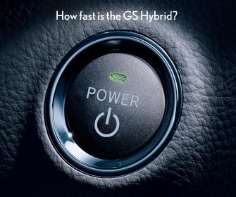 "GS Hybrid 336 Banner ""Fast"""